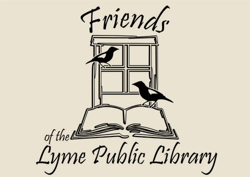 Friends of the Lyme Public Library logo