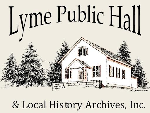 Lyme Public Hall
